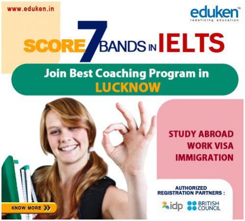 best ielts online & classroom coaching in lucknow